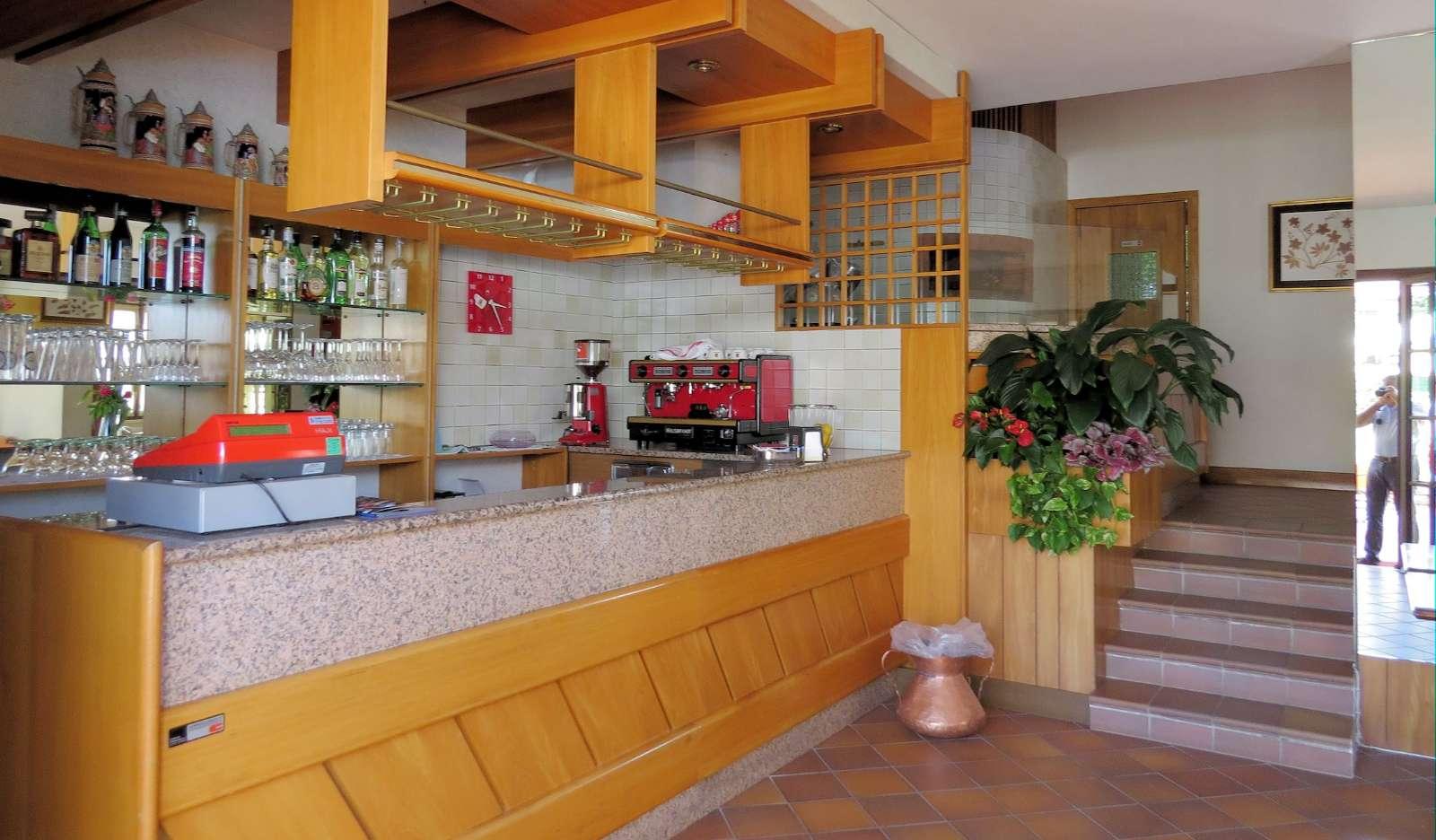 Det lilla caféet på Residence Liana