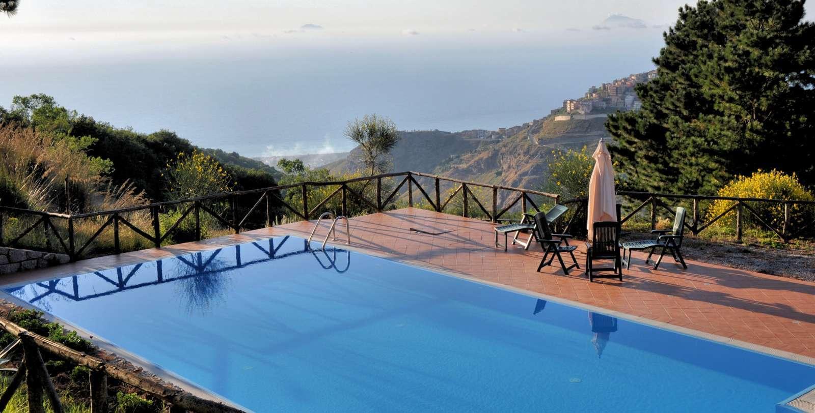 La Collina dei Nebrodi på Sicilien
