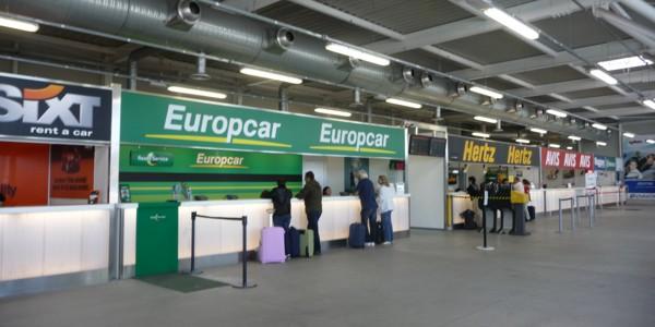 Biludlejning i Pisa lufthavn