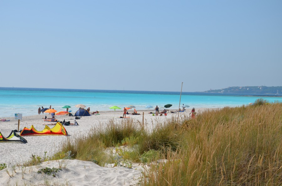White Beaches of Rosignano