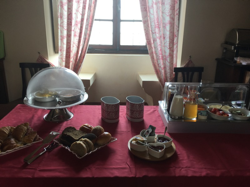 Breakfeast Buffet